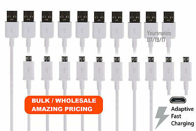 Micro USB Fast Charge OEM Cable Rapid Sync Cord Charger Plug Bulk (Micro Usb Rapid Charger)