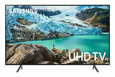 "Samsung UN43RU7100 43"" Smart 4K Ultra HD TV with Google Assi"