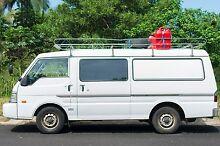 2001 Mazda E2000 Van/Minivan/campervan Parramatta Park Cairns City Preview