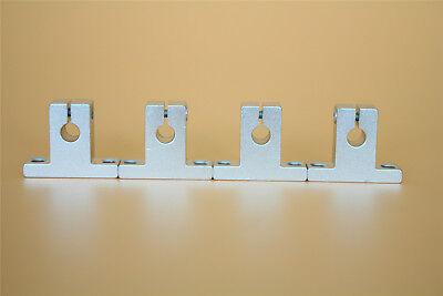 4pcs Sk12 12mm Shaft Guide Support Rod Linear Rail 3d Printer Cz