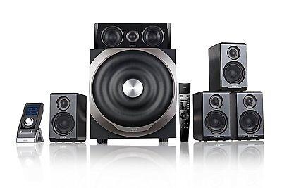 Edifier S760D 5.1 Surround Lautsprecherset Heimkinosystem Anlage Boxen Schwarz