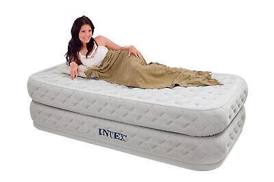 Intex 64461E Supreme Air Flow Bed, Twin