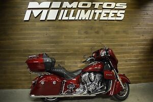 2017 Indian ROADMASTER DEMO
