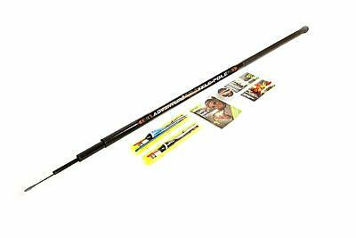 Matt Hayes  Telescopic Pole Fishing Kit  Pole rigs, Bait, Line Hooks 7596359
