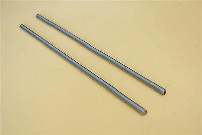 2pcs Cylinder Rail Drive Shaft 600mm 12mm Linear Optical Axis Steel Bearing