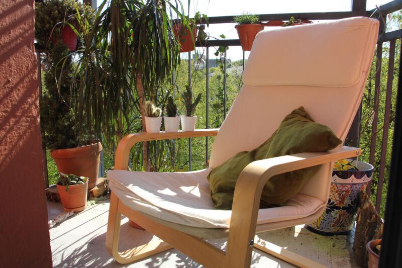 Ein Feeling wie in der Toskana - und das gibt's jetzt auf Deinem Balkon! (© Sina Huth)
