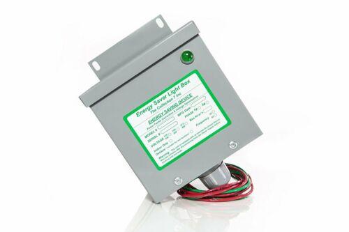 KVAR Energy Saver Power Factor Correction Unit Home Surge Protector (100 Amp)
