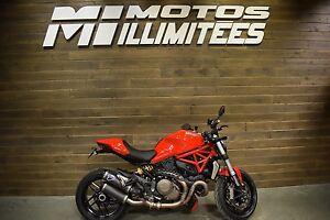 2015 Ducati MONSTER 1200 ABS