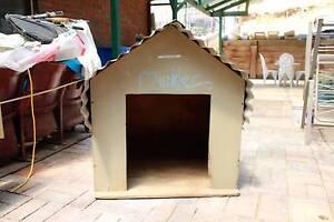 Wooden Dog Kennel Mount Barker Mount Barker Area Preview