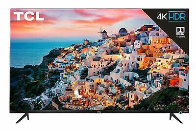 TCL 50-inch 4K Ultra HD HDR Roku Smart TV - 50S525