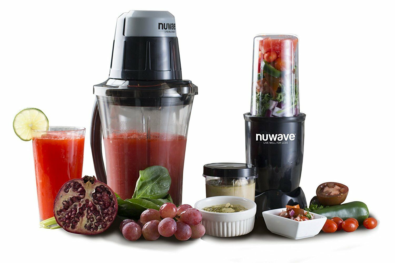 Best Cocktails with  NuWave Party Mixer     NuWave Twister FREE