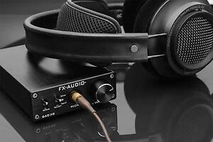 FX-AUDIO DAC-X6 Headphones DAC/AMP 16 bit/192 kHz and 24 bit/96 kHz