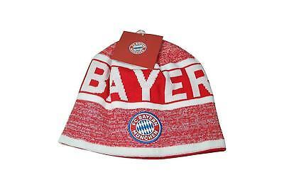 FC Bayern Munich  beanie cap hat Soccer Football Official Merchandise style 2