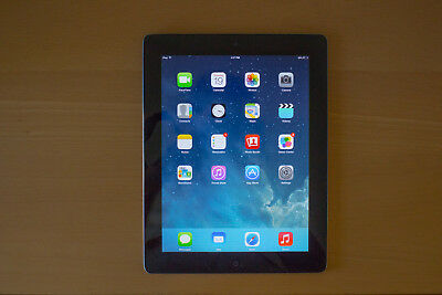 Apple iPad 2 16GB, Wi-Fi, 9.7in - Black Tablet