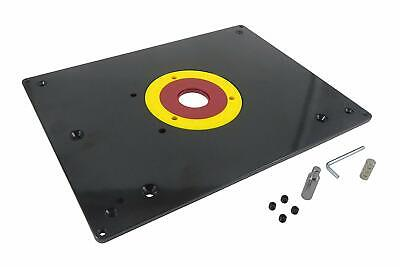 Taytools 469089 Router Table Mounting Base Plate 3/8