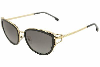 Versace Womens Sunglasses VE2203 143881 Black & Gold Frame W/ Grey Gradient Lens