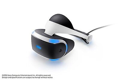NEW Playstation 4 VR Core Headset Sony PS4 Virtual Reality PSVR SEALED