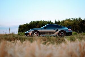 2001 Porsche 911 Turbo - 6Speed