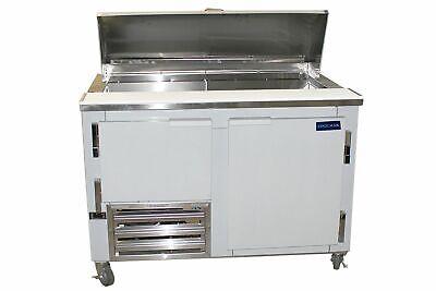 Coolman Commercial 1-12 Door Refrigerated Sandwich Prep Unit 36