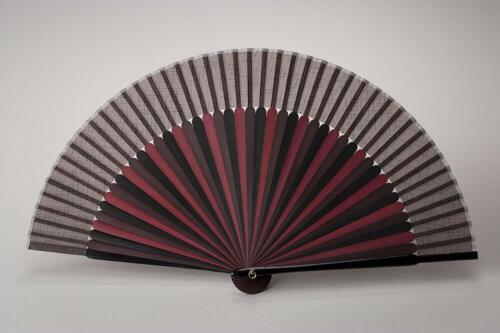 TOKYO ASAKUSA TAKAHISA Sensu silk Folding Fan with bag Ryusei from Japan