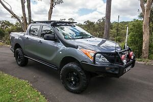 2012 Mazda BT-50 Ute Berowra Heights Hornsby Area Preview