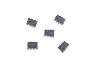 Dip-8 Ic Op Amp Dual Jfet Tl072 Tl072cp 5pcs