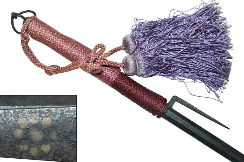 *RARE MINTY* JITTE JUTTE WWII Japanese Samurai Sword BREAKER NIHONTO Shin Gunto