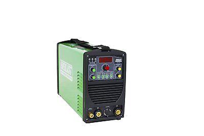 Powertig185dv Gtaw 185 Amp Acdc Dual Voltage Tig Arc Welder Everlast W Pedal