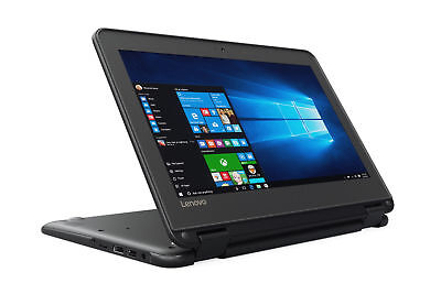 "Lenovo N23 11.6"" Convertible Touchscreen 2n1 Laptop - Intel 1.60GHz/4GB/32GBeMMC"