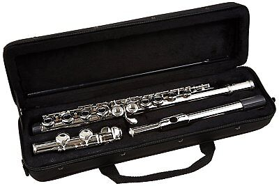 Cherrystone Silberne Flauta Travesera C con Maleta