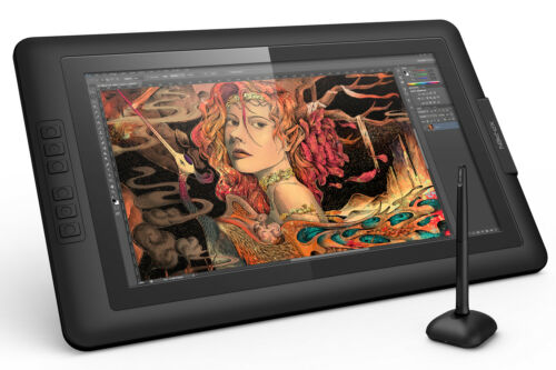 XP-Pen Artist 15.6 Drawing Tablet Graphics Monitor Pen Display 8192 pressure