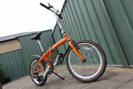 Folding Bike In South Australia Bicycles Gumtree Australia