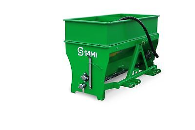 Sami St1250 Tractor 3pt. Salt And Sand Spreader-50 Inch
