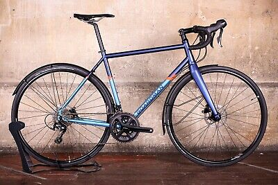 Boardman ASR 8.9 Large Steel Frame Road Bike