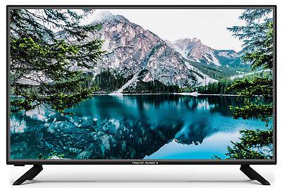 Fernseher 32 Zoll HD LED Neuware✔DVB-T2-C-S2 Triple Tuner Tristan