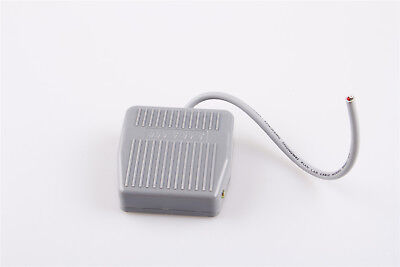 Tfs-201 Ac 250v 10a Foot Pedal Switch Momentary Contact Nonslip Surface