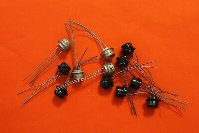 Mp16a Germanium Transistor Ussr Lot Of 25 Pcs