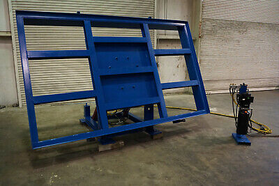Bridge Saw Table - Hydraulic Lifting Table For Granite Marble Quartz Bridgesaw