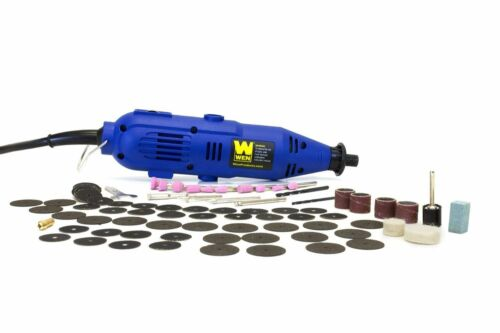 WEN 2307 Variable Speed Rotary Tool Kit ...