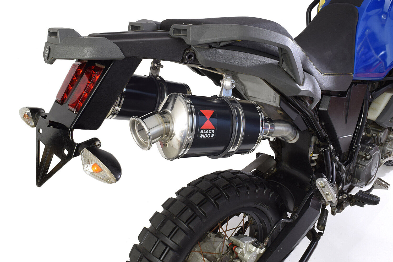 Yamaha XT 660 Z Tenere 11D1 DM021 2008 Mikalor Stainless Exhaust Clamp EXC404
