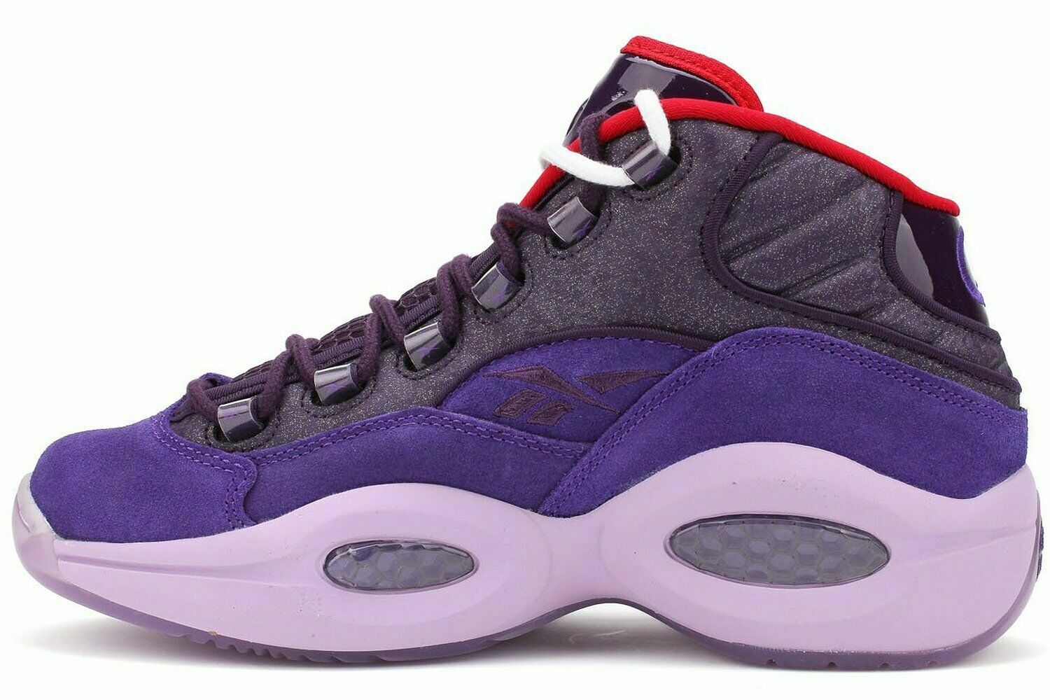 Reebok Question Mid Allen Iverson Ghost of Christmas future rare DS size 11