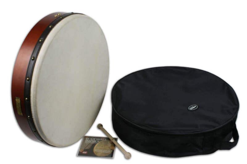 Waltons 18 inch Learn to Play Bodhran Kit - Made in Ireland