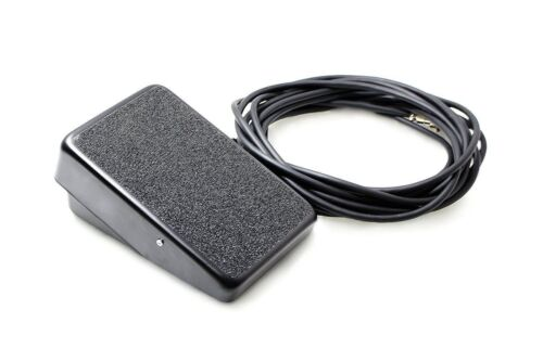 Foot Control Pedal Compatible for Esab, 8-pin Rebel EMP 215ic EMP 235ic W4014450