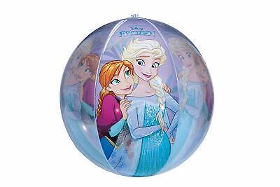 Disney Frozen Die Eiskönigin Wasserball, Strandball, aufblasbar, Mädchen, Blau