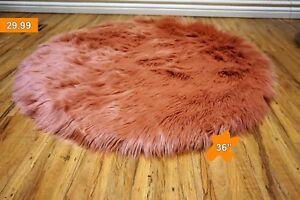 100% acrylic faux fur for home decor from PAPIYONA.COM