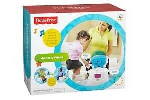 Brand new in box Fisher price cheer for me potty