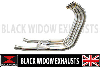 Kawasaki ZR750 ZR 750 ZEPHYR exhaust frontpipes downpipes headerpipes manifold