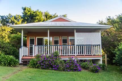 Maleny Sunshine Coast Hinterland Cottage Accommodation