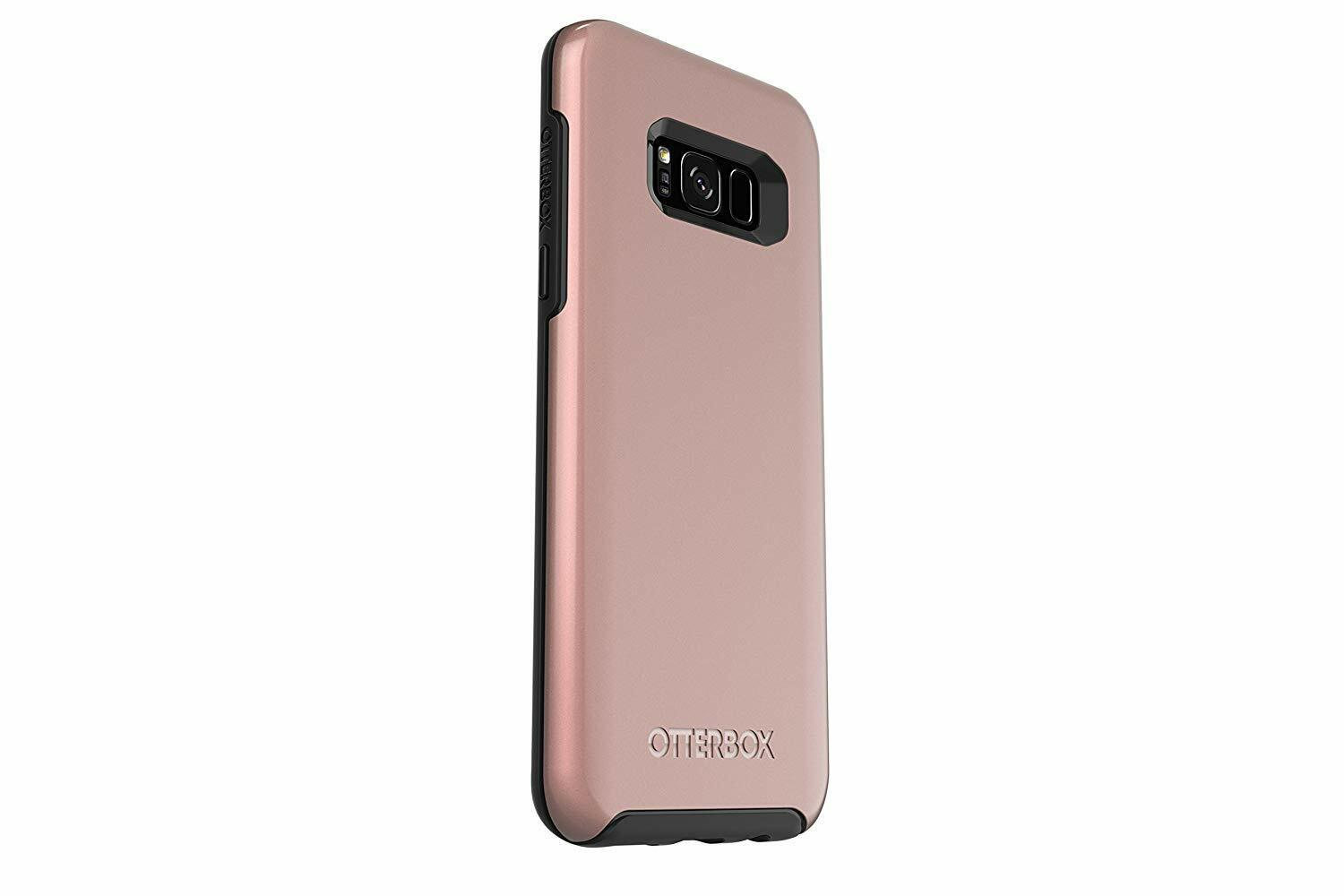 OtterBox SYMMETRY SERIES for Samsung Galaxy S8+ (BLACK/PINK GOLD GRAPHIC)