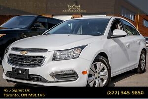 2015 Chevrolet Cruze 1LT Bluetooth AT Cruise 1.4